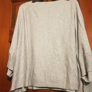 Kenneth Cole Sweater Poncho